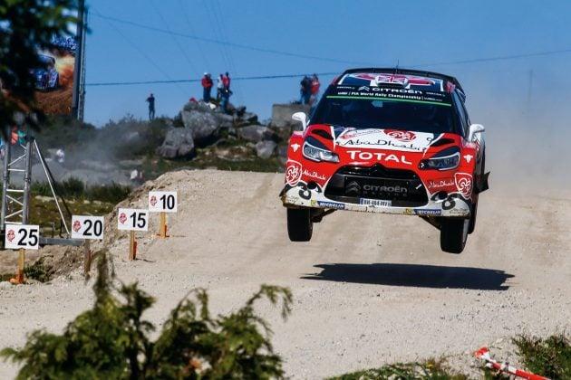 WRC i Certina
