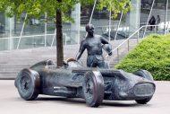 Muzeum Mercedes-Benz w Stuttgarcie