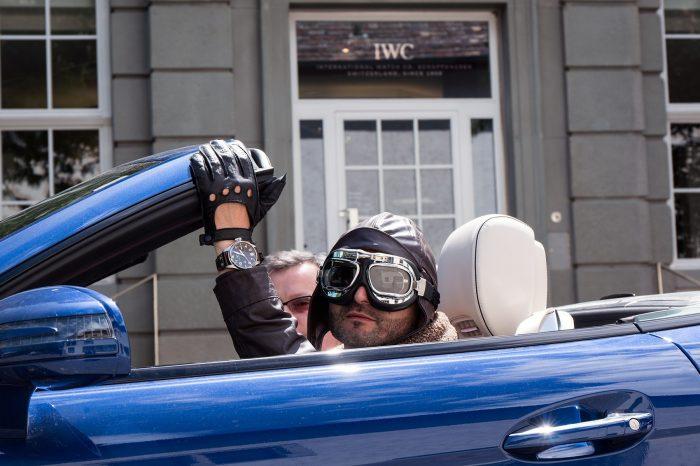 Z wizytą w muzeum Mercedes-Benz w Stuttgarcie, AMG w Affalterbach i IWC w Schaffhausen