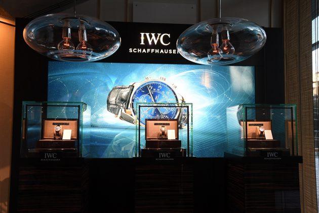 IWC butik - Mediolan
