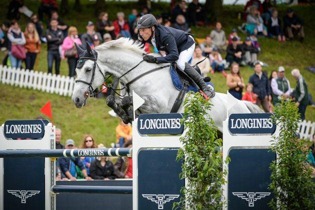 Longines CSIO Grand Prix der Schweiz