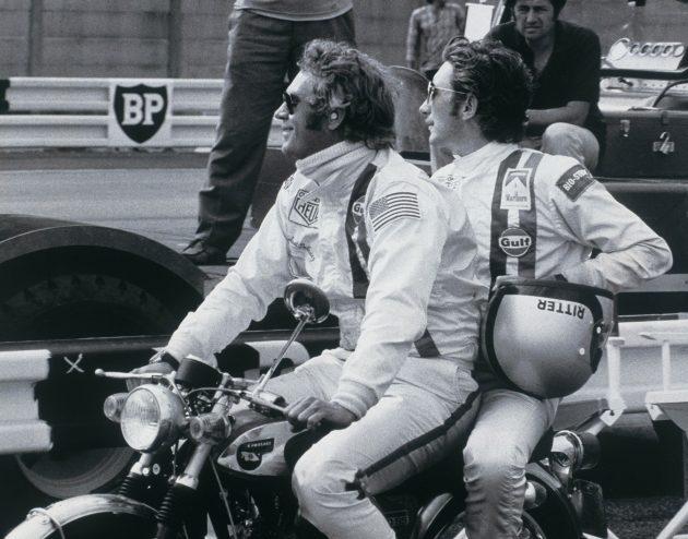 Steve McQueen i Jo Siffert
