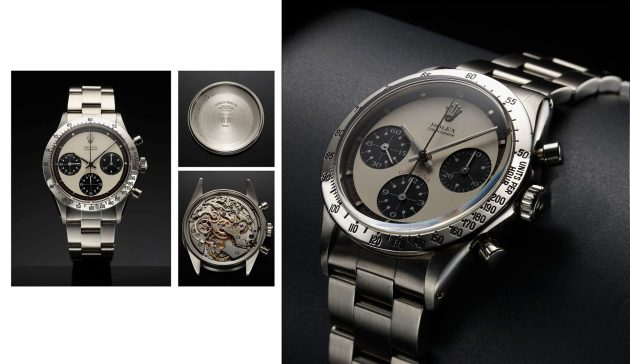 Rolex Daytona - foto: Antiquorum