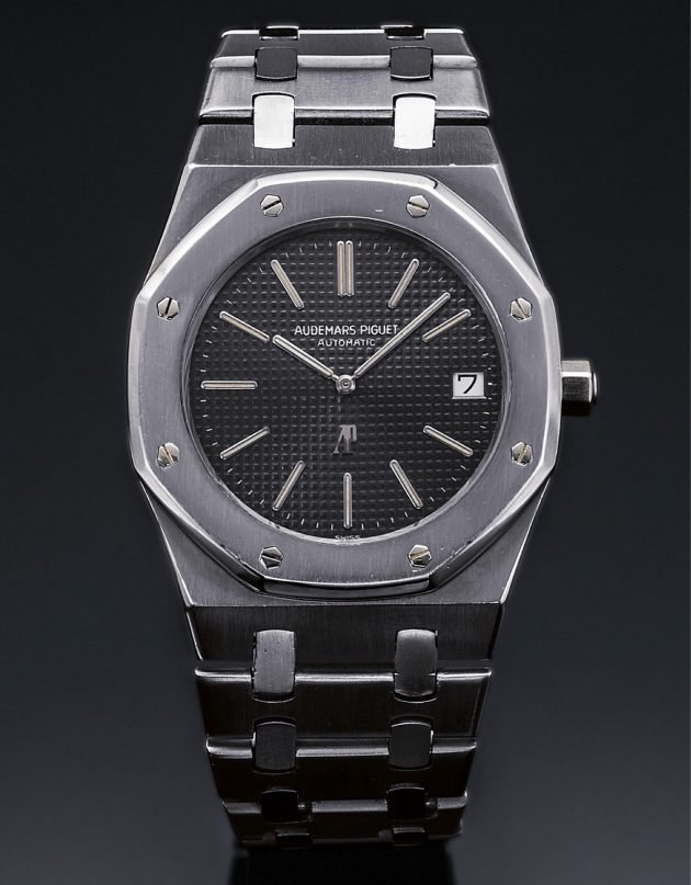 Audemars Piguet Royal Oak Ref. 5402ST z około 1972 roku / foto. Antiquorum