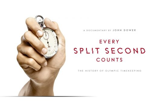 """Every Split Second Counts"""
