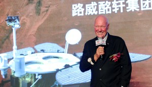 Jean-Claude Biver - CEO TAG Heuer oraz LVMH Watch Division President