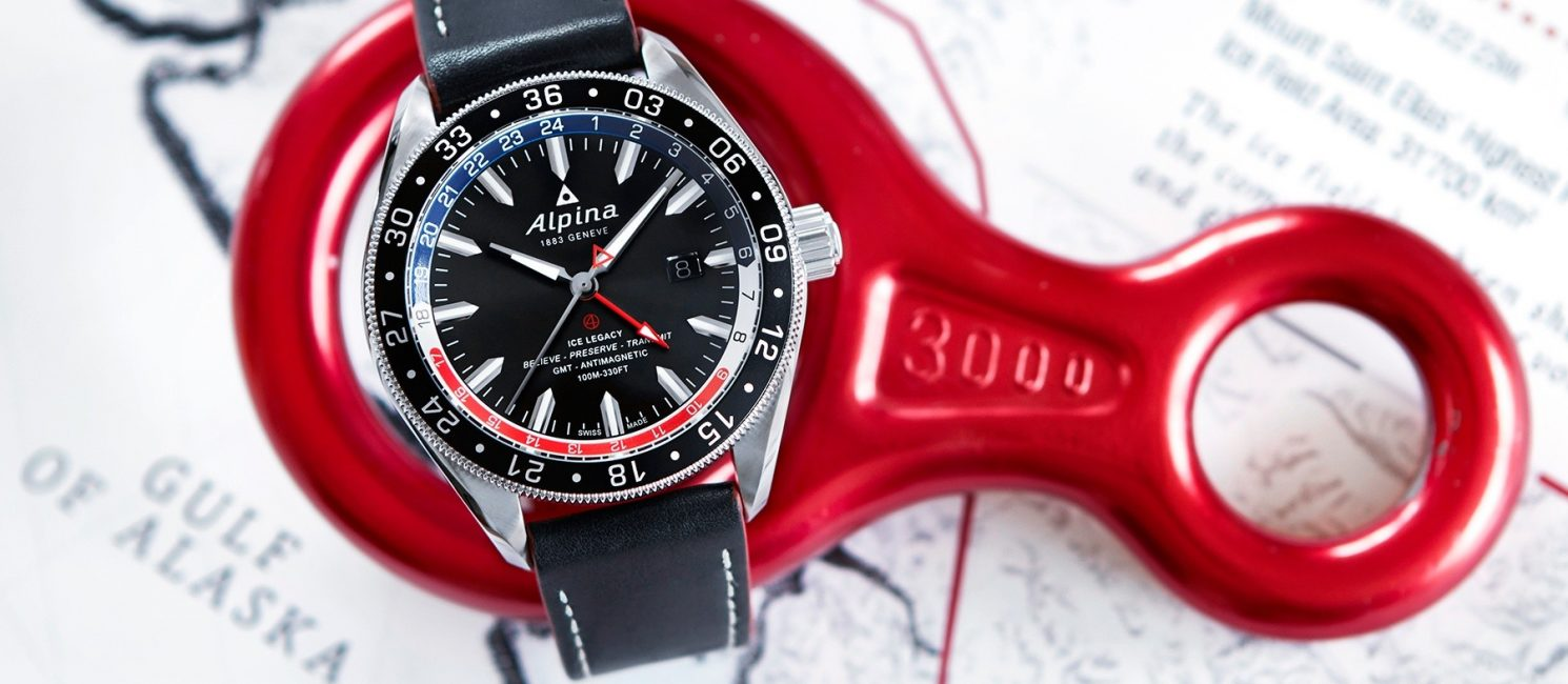 "Alpina Alpiner 4 GMT ""Business Timer"""