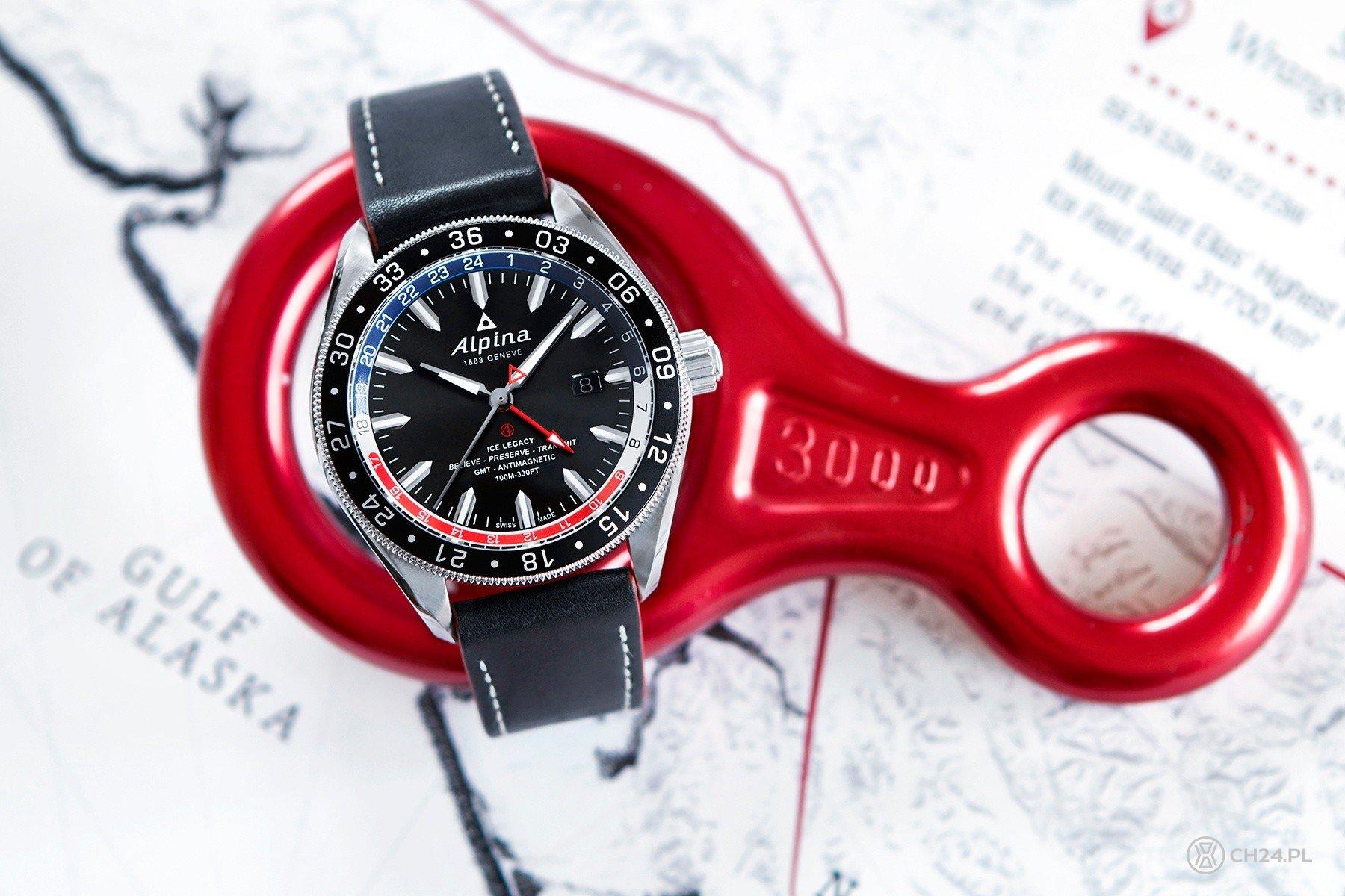 """Alpina Alpiner 4 Automatic i GMT """"Business Timer"""" [dostępność, ceny]"""