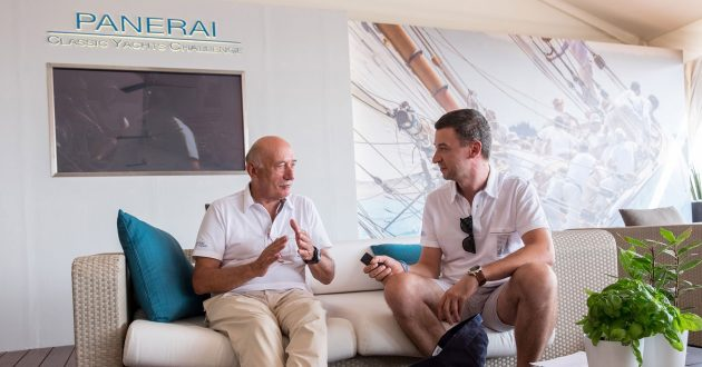 Wywiad - Angelo Bonati (Panerai)