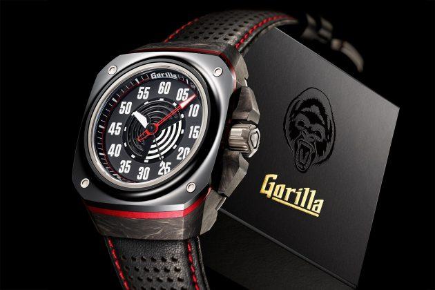 Gorilla Fastback