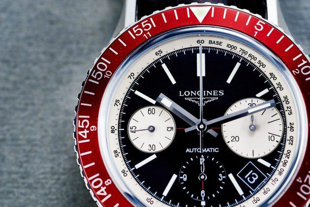 Longines Heritage Diver 1967