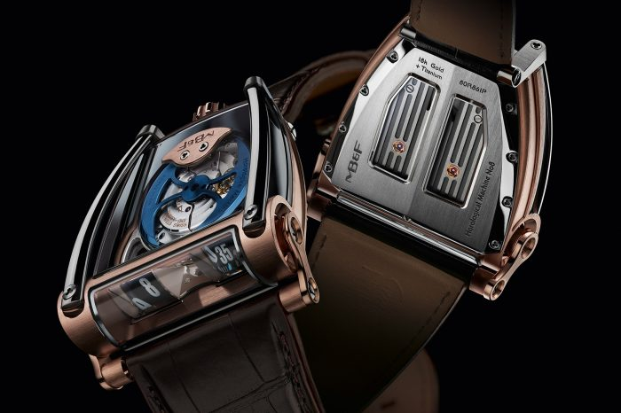 MB&F Horological Machine No.8 Can-Am [dostępność, cena]