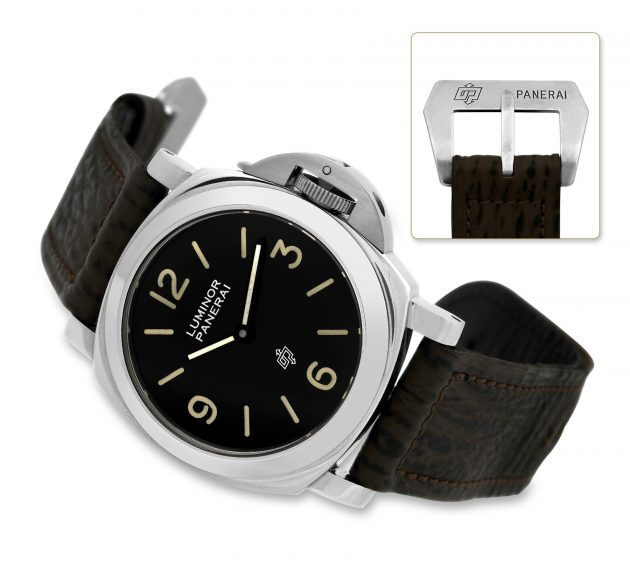 Panerai Luminor Ref. 5218-201/A / foto: Antiquorum