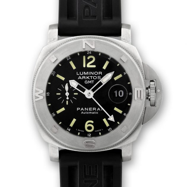 Panerai Luminor Arktos / foto: Antiquorum
