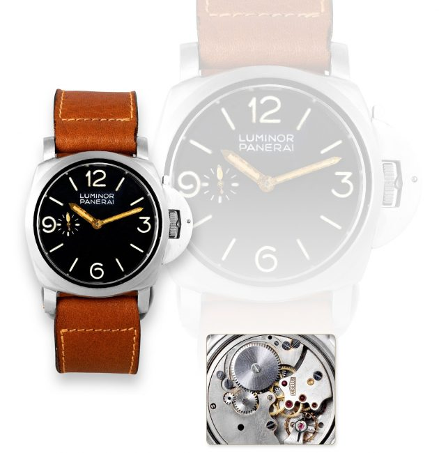 Panerai Luminor Ref. 6152/1 / foto: Antiquorum