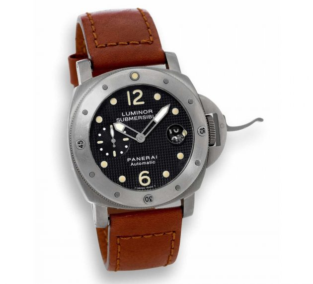 Panerai Luminor Submersible / foto: Antiquorum