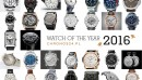 Watch of the Year 2016