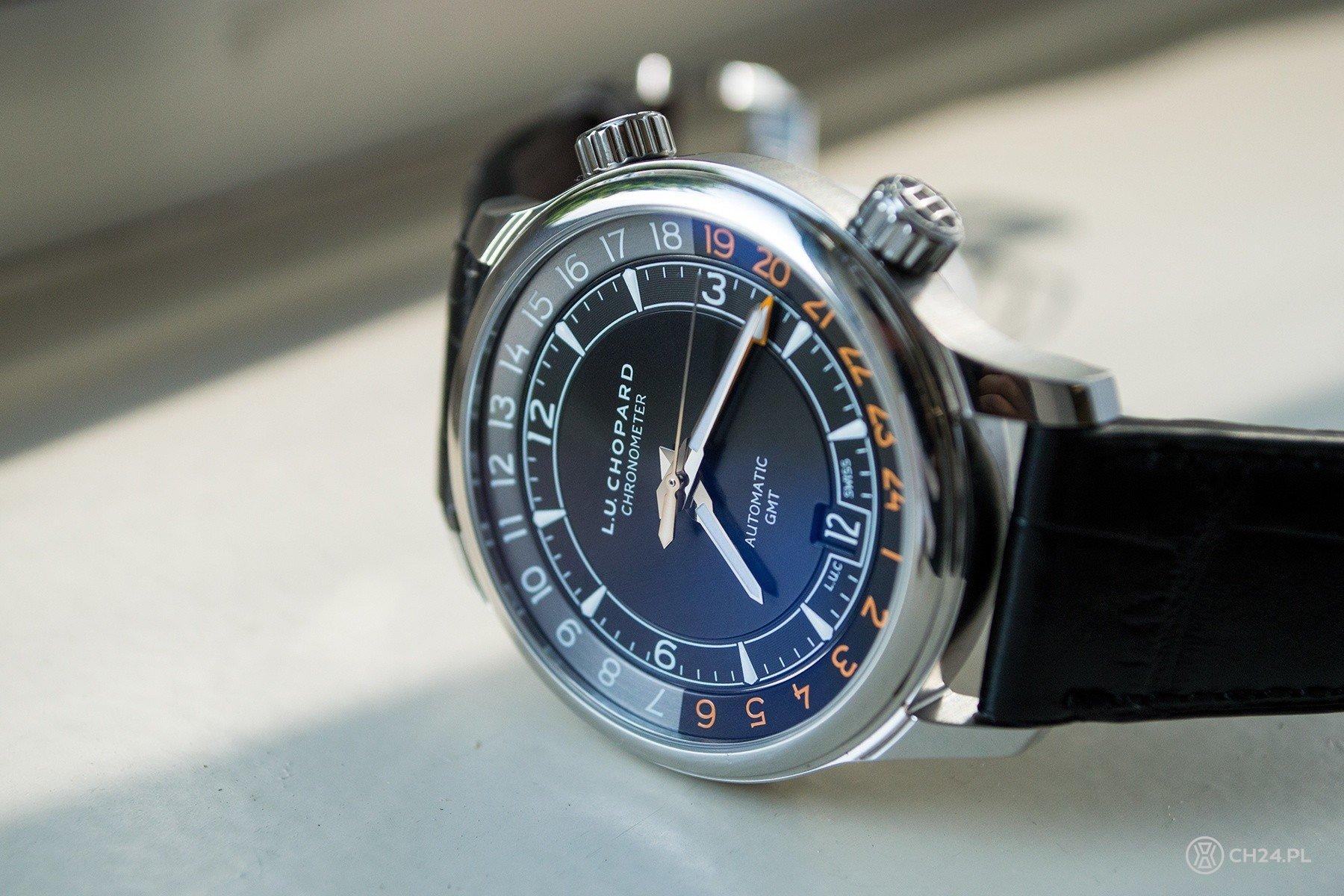 Montblanc timewalker dual time gmt 1471 348069