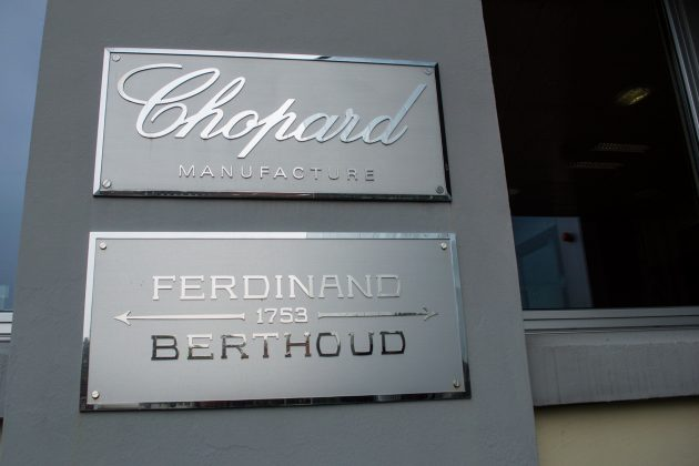 Chopard Fleurier