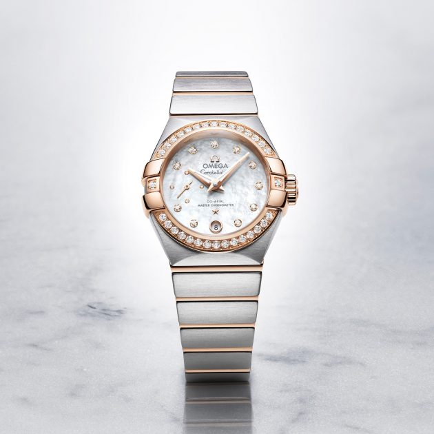 Omega Constellation Master Chronometer Small Seconds