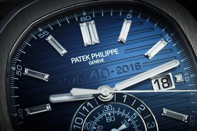 Patek Philippe Nautilus Chronograph Ref. 5976/1G