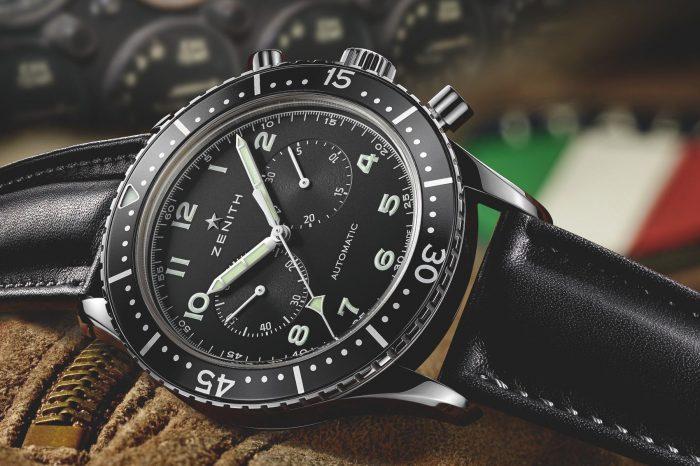 Zenith Heritage Cronometro TIPO CP-2 [cena]