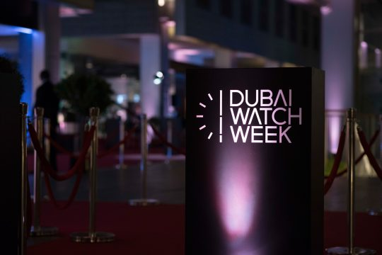 Dubai Watch Week 2016