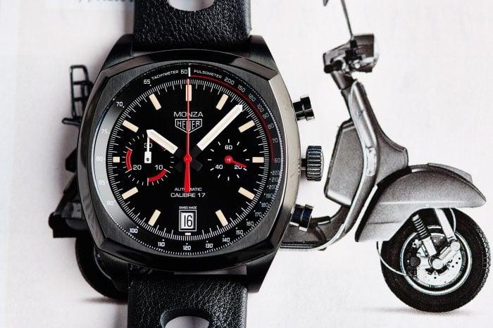 Recenzja TAG Heuer Monza Chronograph 40th Anniversary [dostępność, zdjęcia live, cena]