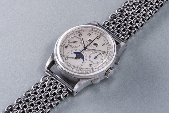 Rekordowa aukcja domu Phillips Geneve i najdroższy zegarek naręczny świata(!)