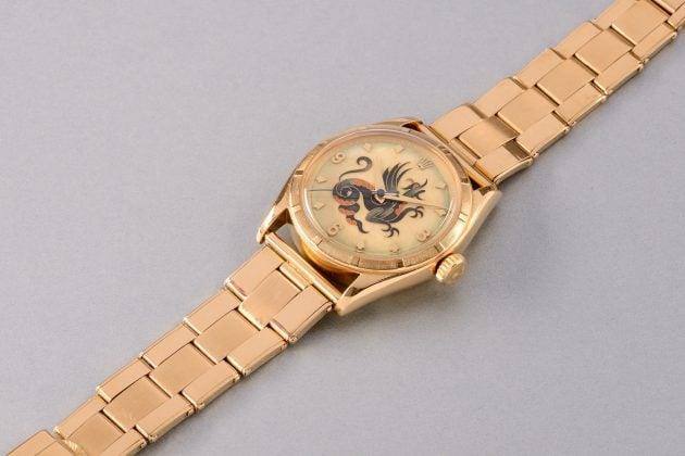 """Rolex Ref.6085 """"The Dragon"""""""