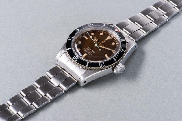 """Rolex Submariner """"Big Crown"""" Ref.6538"""