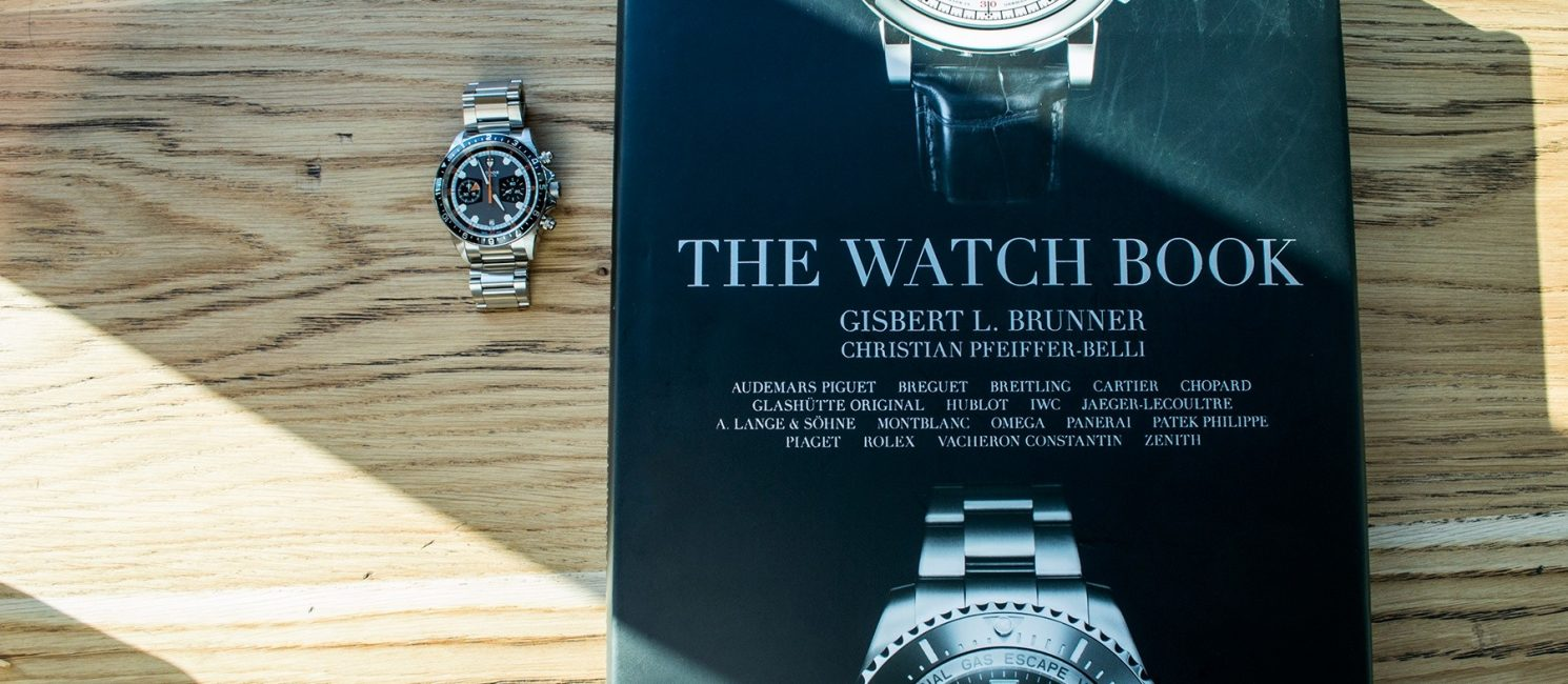 """The Watch Book"""