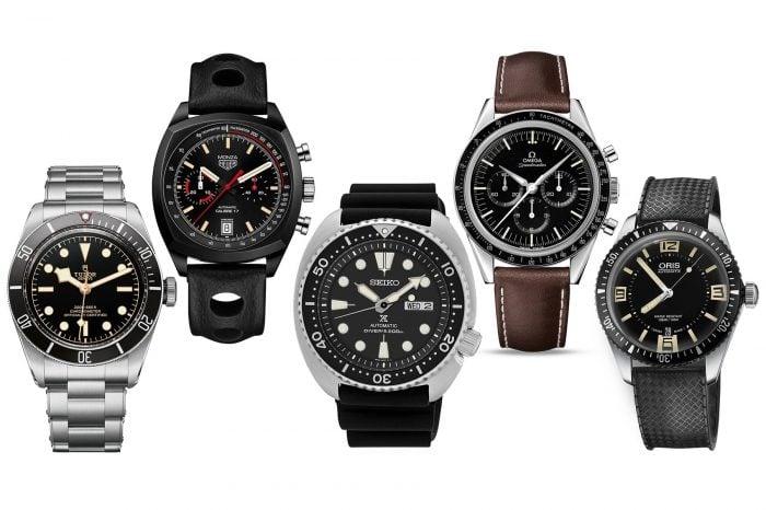 TOP 10: Reedycje, czyli zegarki z duszą vintage [część 1]