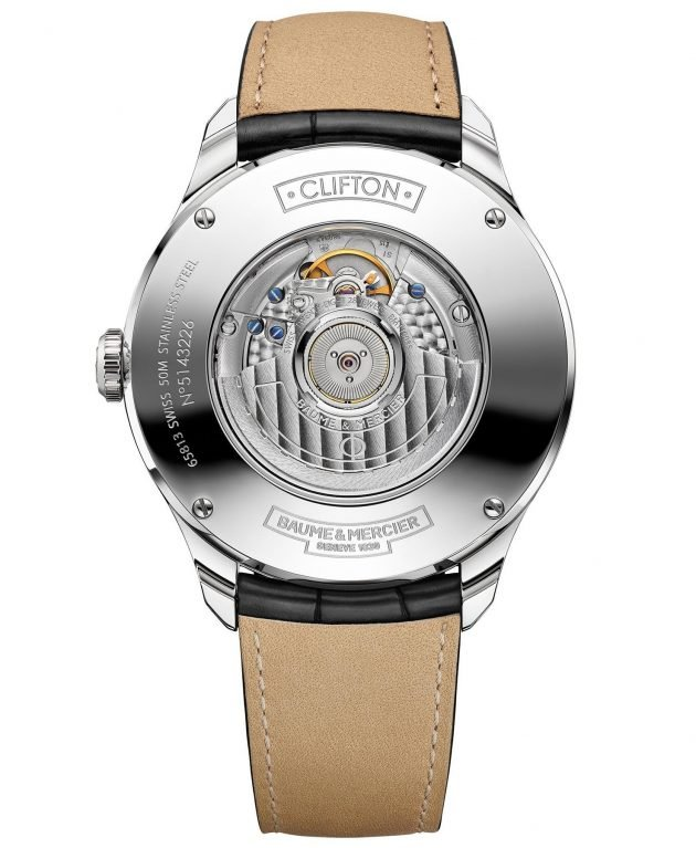 Baume&Mercier Clifton GMT Power Reserve