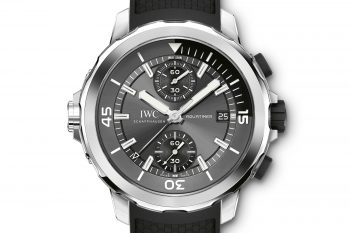 "IWC Aquatimer Chronograph Edition ""Sharks"""