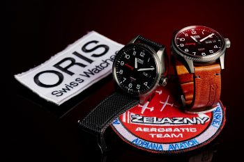 "Oris Big Crown ProPilot ""Żelazny II"""