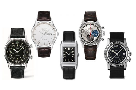 TOP 10: Reedycje, czyli zegarki z duszą vintage [część 2]