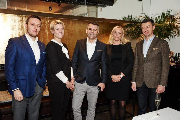 Łukasz Doskocz, Kerstin Fischer, Lars Oehlmann, Susanne Rolf and Tomasz Kiełtyka