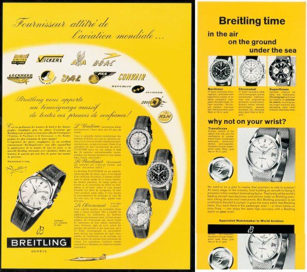 Reklamy Breitling