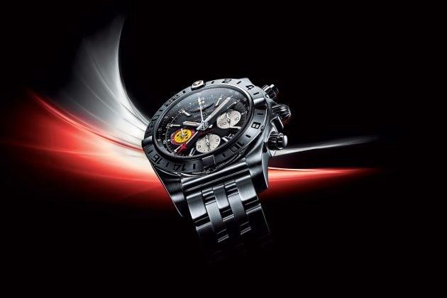 Breitling Chronomat GMT Patrouill Suisse