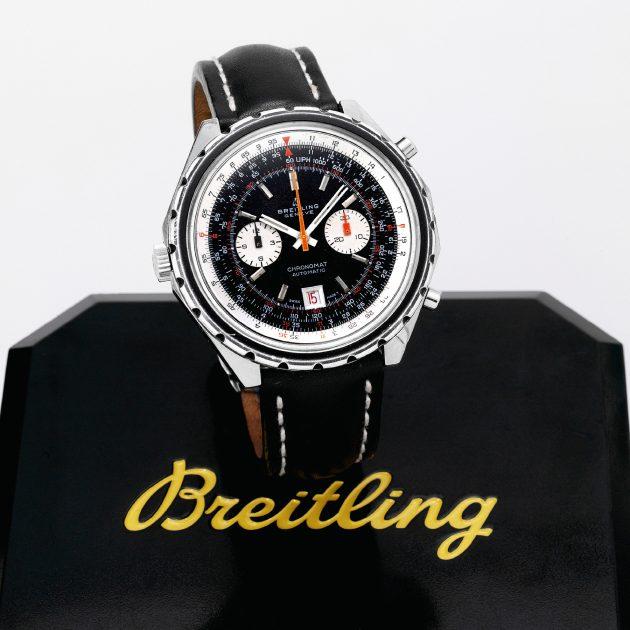 Breitling Chronomat Ref.11525/67 z około 1967 roku / foto: Antiquorum