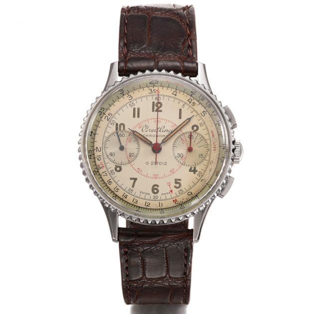 Breitling Chronomat Ref.769 z lat 40. XX w. / foto: Antiquorum