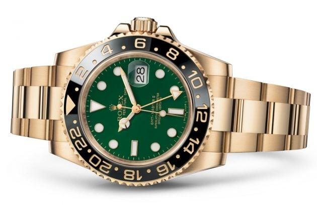 Rolex GMT-Master II z 2005 roku - Ref. 116718LN