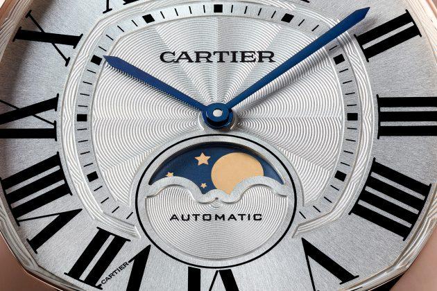 Drive De Cartier Moon Phases