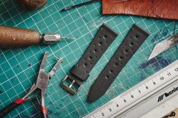 Jak powstaje skórzany pasek do zegarka – J.F.Szymaniak
