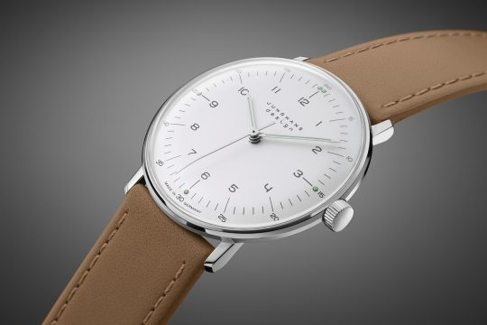 max bill by junghans - Handaufzug