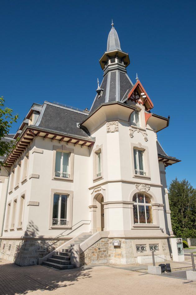 Siedziba Montblanc w Le Locle