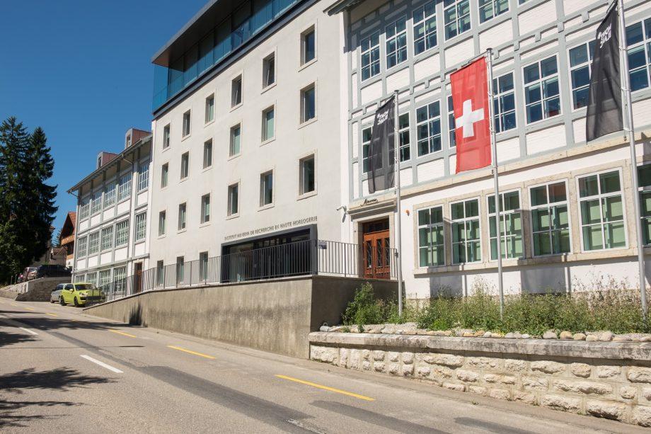 Institut Minerva de Recherche en Haute Horologerie
