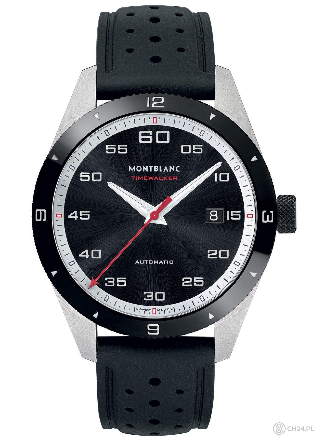 Часы наручные швейцарские montblanc