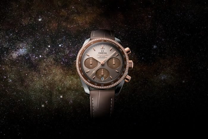 "Omega Speedmaster 38mm ""Cappuccino"" – Basel 2017"